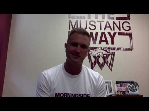 Trent Miller - Associate Head Coach - Morningside College