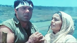 Dharmendra, Shatrughan Sinha, Mithun Chakraborty, Hum Se Na Takrana - Emotional Scene 10/14