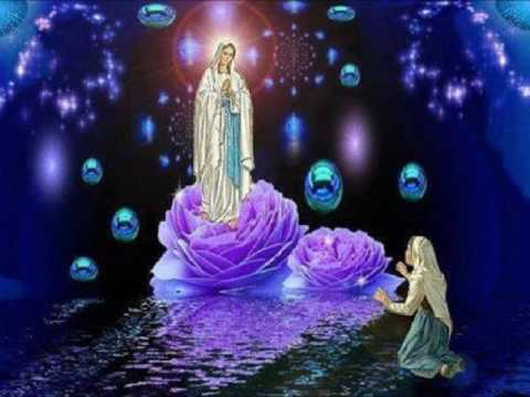 The Miraculous intervention of the Blessed Virgin Mary