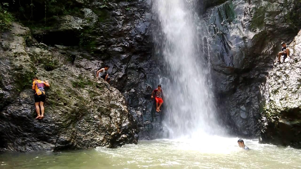 Air Terjun Talassang Kecamatan Malunda Kabupaten Majene Sulawesi Barat Youtube