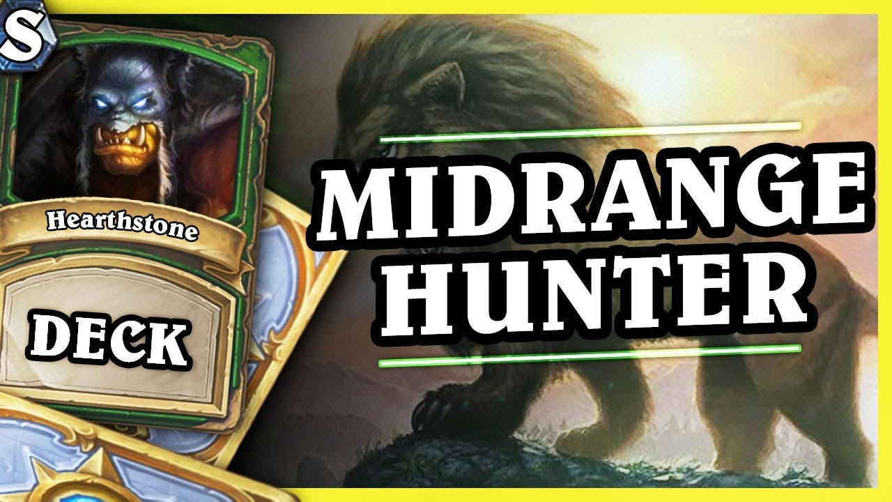 MIDRANGE HUNTER – Hearthstone Deck Std (KotFT)