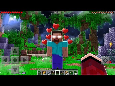 How To Make A Friendly Herobrine In Minecraft!