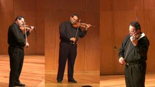 Yehonatan Berick - J. S. Bach Solo Partita no. 1 in B Minor, BWV 1002 - Allemanda - Double