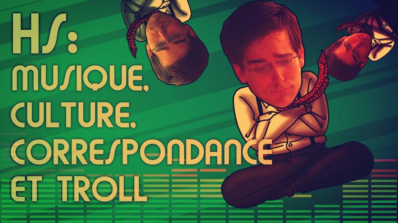 Le Set Barré - Hors série 2 (Musique, culture, correspondance et troll)