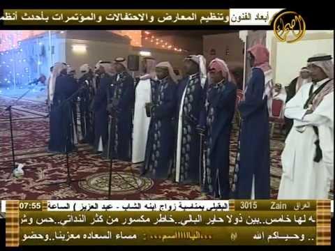 زيارة صاحب السمو الملكي الأمير عبدالرحمن بن عبدالعزيز آل سعود للشيخ علي بن نعيم العزة السبيعي بمنزله