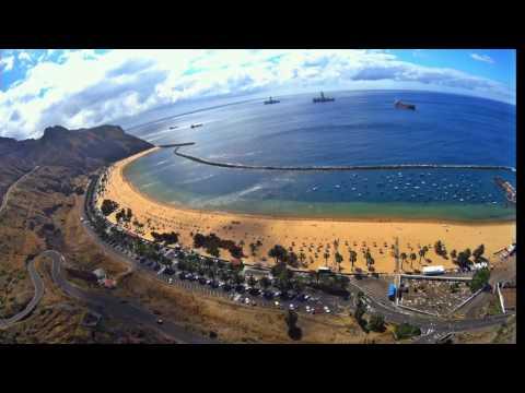 VSC - Playa de Las Teresitas y San Andrés - SC Tenerife - HD