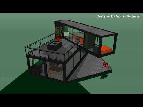 Prefab shipping container homes – Modern Architecture Prefab Homes & Cabins