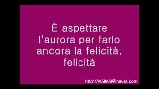 Felicita - Albano Carrisi & Romina Power_[가사, 歌詞, Lyrics]
