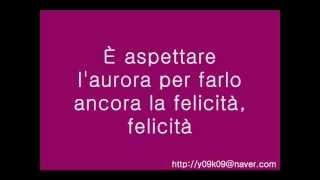 Felicita - Albano Carrisi & Romina Power_[가사, 歌詞, Lyrics]