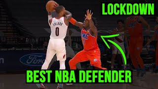 This Is The BEST NBA DEFENDER *Unreal Defense*