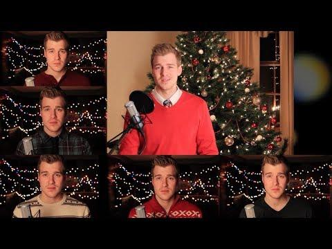 One Man ACAPELLA Christmas Medley- Dan Buckley