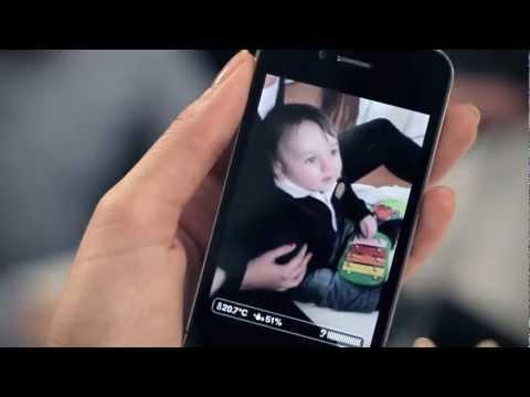 Le babyphone Smart Baby Monitor par...