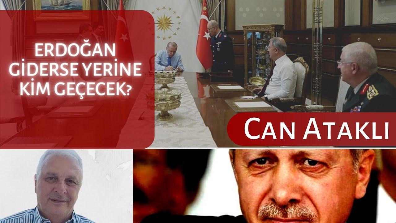 Erdoğan giderse yerine kim gelecek?