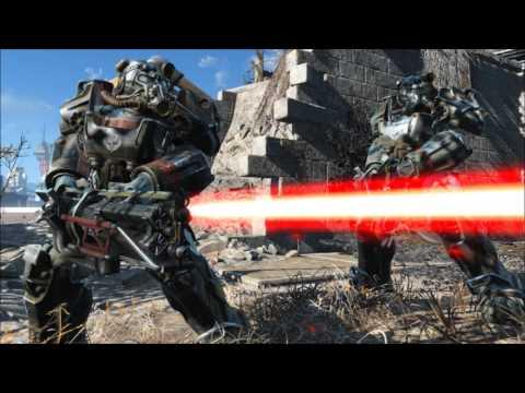 Fallout 4 Brotherhood Tribute (Jailhouse Rock)