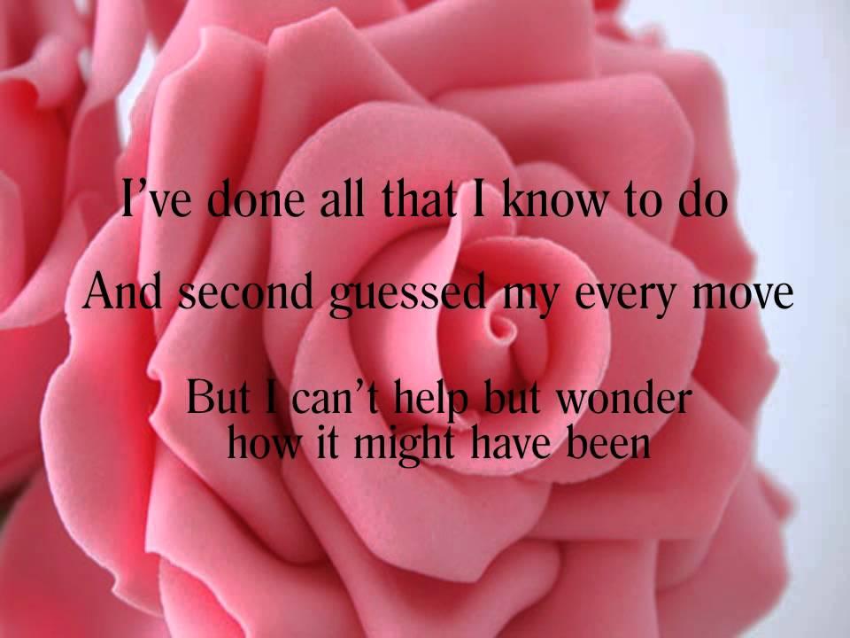 Two Dozen Roses Lyrics