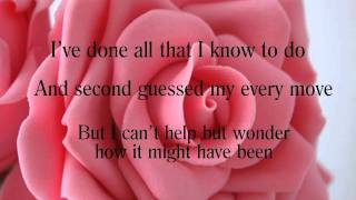 Two Dozen Roses lyrics thumbnail