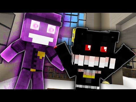 Minecraft School - FIVE NIGHTS AT FREDDYS - TORTURE!? - Night 10