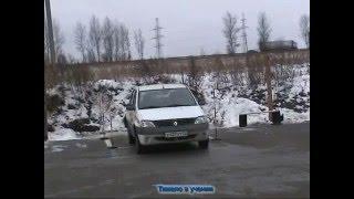 Видео с автодрома(, 2009-12-27T13:17:51.000Z)