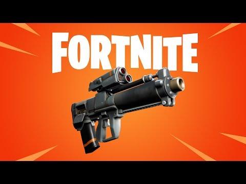 Fortnite - Proximity Grenade Launcher   New Weapon