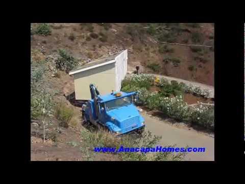 Bennett Trucking Verses The Mountain
