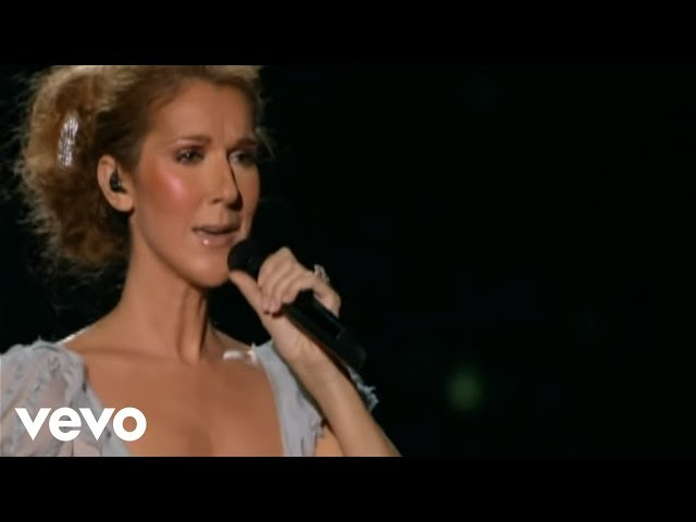 Céline Dion - My Heart Will Go On (from the 2007 DVD
