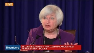 Yellen: No Decision Made About Timing of Rate Increase