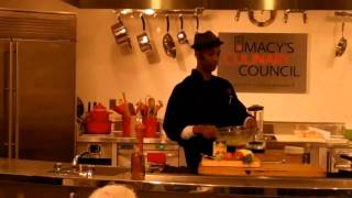 Sean John Cooks Ackee & Cod @macy's Dept Store By Laron Batchelor