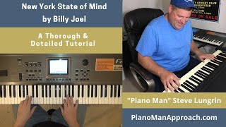 New York State of Mind (Billy Joel), Free Tutorial!