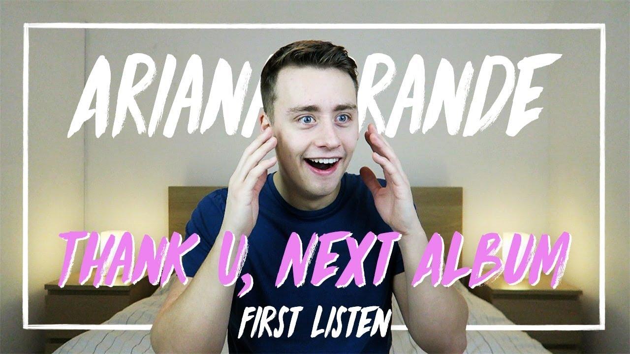 Ariana Grande | thank u, next - Album (First Listen) image