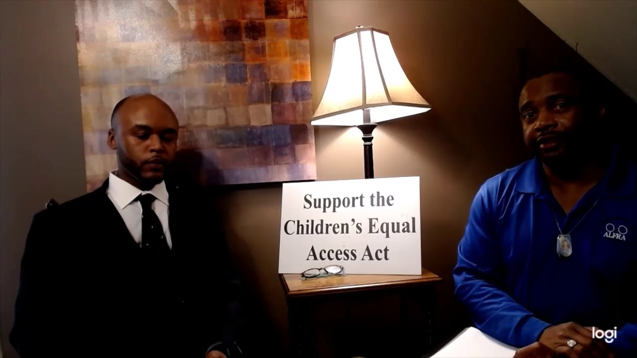 Alabama Family Rights Association Attorney Kalif Green Discussing The Alabama Child Custody 2021 Legislation