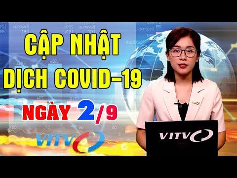 Thời Sự VITV Bản tin Kinh tế Tài chính Kinh doanh 2/9 Ứng dụng hỗ trợ tìm giường oxy COVID-19
