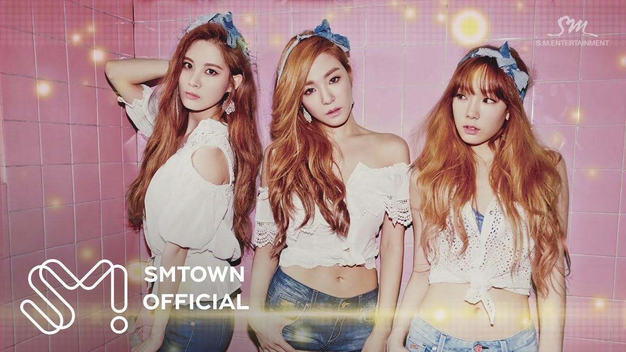Girls' Generation-TTS 소녀시대-태티서 The 2nd Mini Album ...