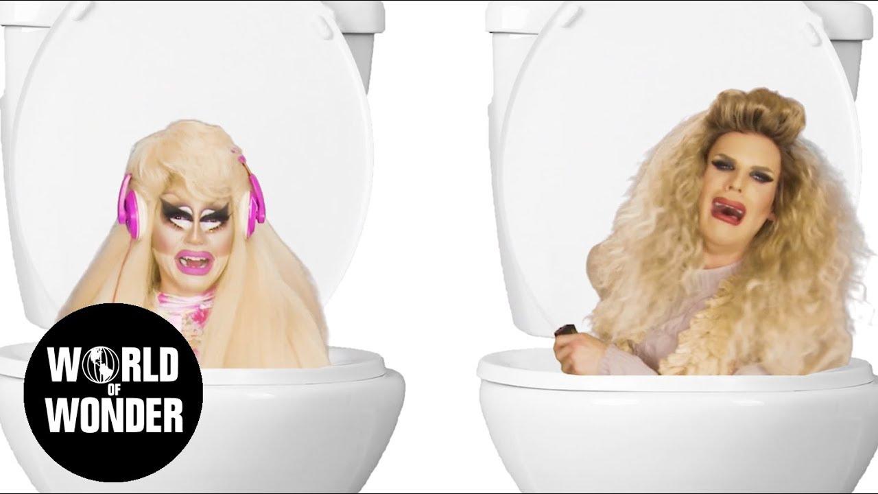 UNHhh Trixie and Katya Drag Queen