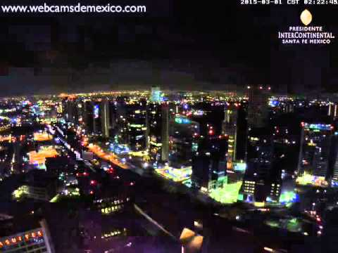 The center of Mexico City