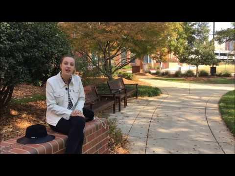 Campus de Raleigh - Témoignage de Julie, étudiante en PGE