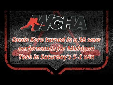 WCHA Plays of the Week - Presented By SPIRE Credit Union - 02/14/2018