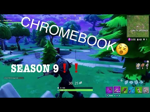 HOW TO GET FORTNITE ON CHROMEBOOK *New*