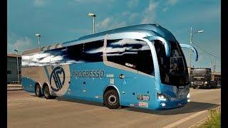 ETS2, Bus Irizar i6 Volvo 6x2,