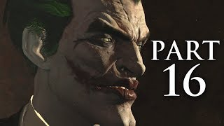 Batman Arkham Origins Gameplay Walkthrough Part 16 - Harley Quinn
