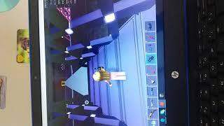 Roblox game sky block