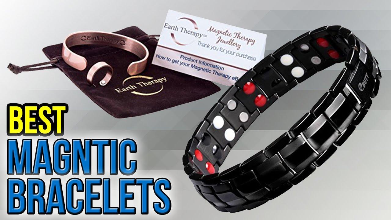 10 Best Magnetic Bracelets 2017
