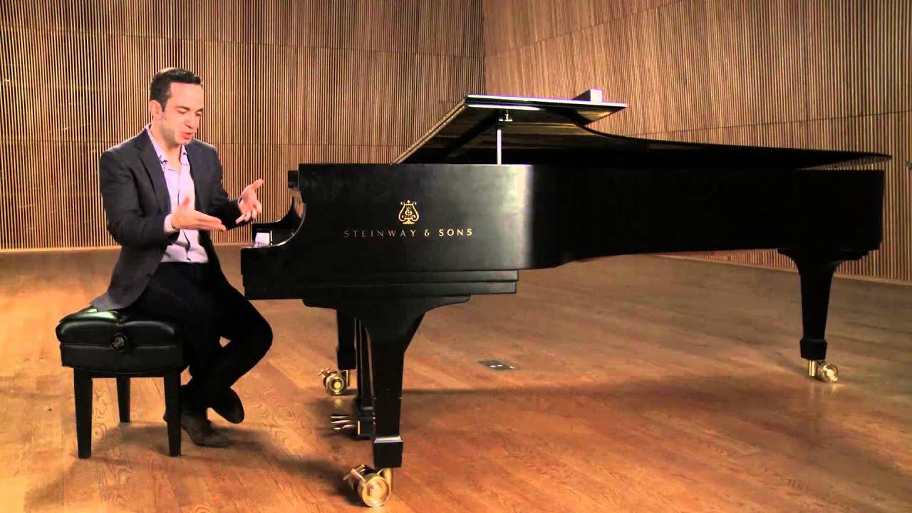 Inon Barnatan on being named Artist in Association | New York Philharmonic