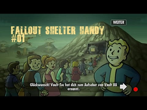 inter tv Games Handy Fallout Shelter #01