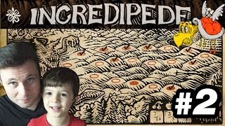 Incredipede - #2 - Game Surreal! - Gameplay Comentado em Português