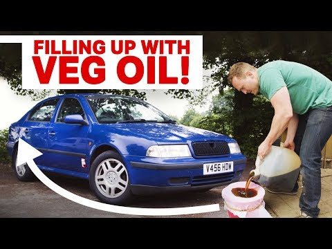 The Pros & Cons Of Running An Old Diesel On Used Vegetable Oil