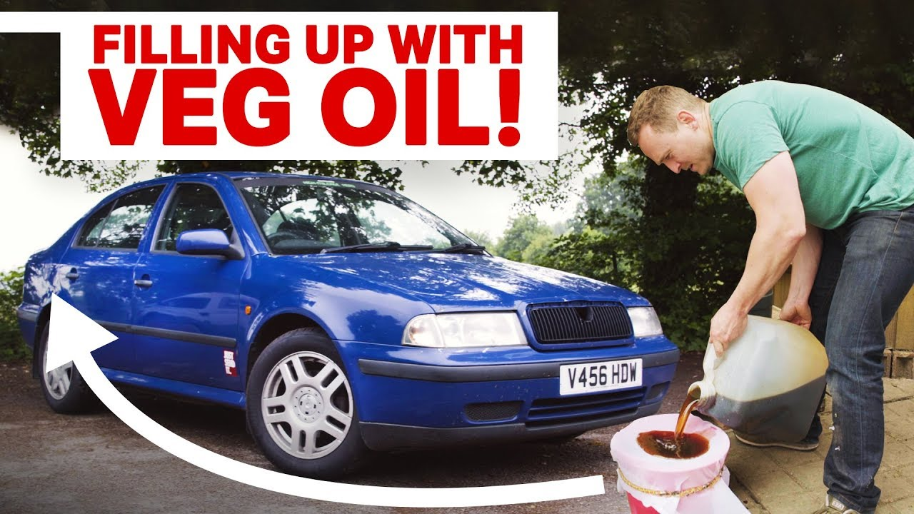 The Pros Cons Of Running An Old Diesel On Used Vegetable Oil Youtube