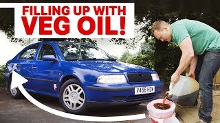 The Pros & Cons Of Running An Old Diesel On Used Vegetable Oil thumbnail