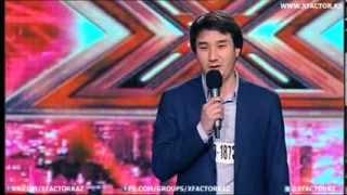"""Сагын Тусупов - Tom Jones & Mousse T  —""""Sexbomb"""". X FactorKz3."""