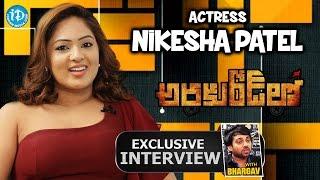 Araku Road Lo Movie | Actress Nikesha Patel Exclusive Interview | Talking Movies with iDream #252