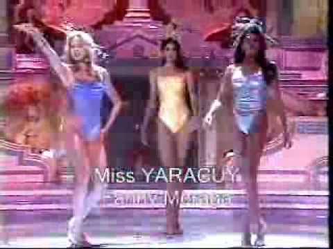 miss venezuela 1999 gala de la belleza